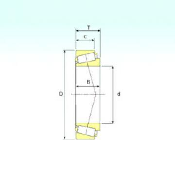 33013 IB Tapered Roller bearing