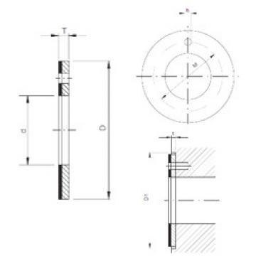 TUW2 28 CX Radial pherical plain bearing